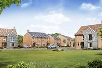 Stunning new homes now on sale at Rochberie Heights, Rugby