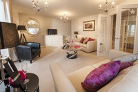 Stunning new show home about to open at Shrewsbury development