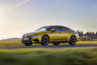 The new Arteon receives top mark of 5 stars in the Euro NCAP