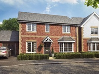 Step up to a new family home at Langton Green, Stone