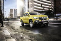 Pickup meets lifestyle - the Mercedes-Benz X-Class