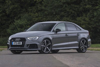The pacesetters from Audi Sport - new 400PS RS 3 Saloon and Sportback now available
