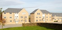 Redrow's apartments at Manor Fields, Steeton.