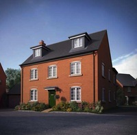 Buy off plan at Great Barford to reserve that perfect property