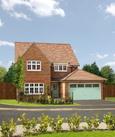 Final two homes at Pennine Grange, Tamworth