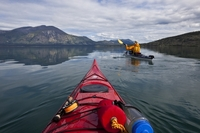 Paddle your way through the Yukon