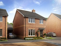 Stunning new showhome and viewhome coming soon at Mirabelle Gardens, Pershore