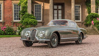 Restored one-off XK120 by Pininfarina unveiled at Pebble Beach