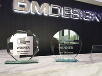 DM Design win big at the Home Improvement Awards
