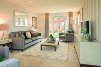 A typical Taylor Wimpey interior