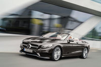 The new S-Class Coupe and the new S-Class Cabriolet