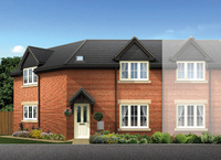 New Macclesfield homes in a class of their own