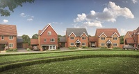 Stunning new homes now on sale at Kilnwood Vale in Faygate
