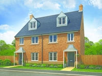 Save thousands on the stunning 'Griffith' at Taylor Wimpey's Abode!