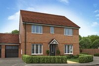 Time is running out to buy a brand new home at Knights Walk, Buntingford