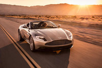 DB11 Volante: Return of the ultimate convertible sports GT