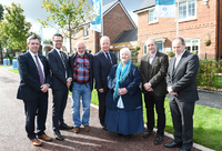 New show homes unveiled in Brinnington