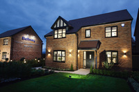 Show homes with the wow factor