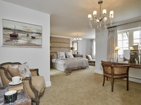 First impressions count at St Luke's Park show home