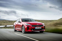 Stunning Kia Stinger Gran Turismo arrives in the UK
