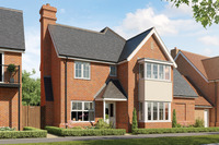 First images released of new homes at Sixty Three in Kings Hill