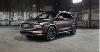 Infiniti unveils all-new QX50 ahead of LA Auto Show