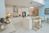 Swindon home-hunters explore new showhome at launch event