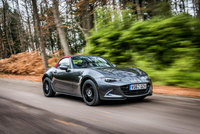New limited edition Mazda MX-5 Z-Sport on sale from 1st March 2018