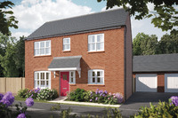 First homes released for sale at Bramshall Green in Uttoxeter