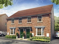Family homes at Castle Hill prove popular with priced out Londoners