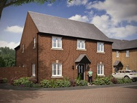 Final family homes offer the chance to move in for Spring at Higham Ferrers