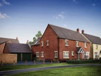 More than 80 per cent of new homes now sold at Brackley