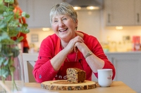 Two's company, three's a bake-off! Churchfields show homes rise to the occasion