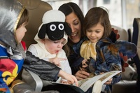 Free storytelling for kids this March on MBNA Thames Clippers
