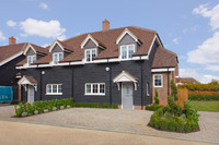 Stunning show home unveiled at luxury village development