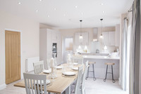 Show home at Edenstone's Wedgwood Park development