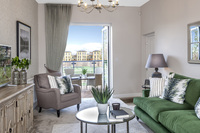 New show home exemplifies modern family life