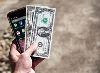 The top five ways to earn money on your smartphone