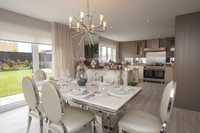 Buyers get their first chance to view Bellway's executive homes at The Green