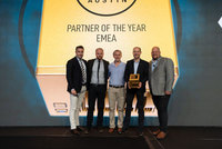 TSG takes home EMEA Partner of the Year award during DattoCon 2018