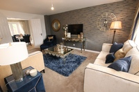 Spacious show home makes a splash with Flintshire buyers