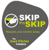The Skip the Skip campaign logo from The Used Kitchen Company