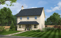 Embrace a love of the outdoors in a new home in Abergavenny
