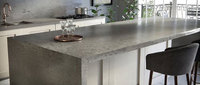 Replace concrete with these durable surfaces in your kitchen and bathroom