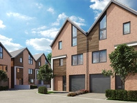 Elan homes Derwent Court, South Manchester