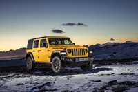 UK pricing for all-new Jeep Wrangler