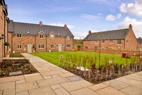 New Elan homes at St Thomas Priory are steeped in history.
