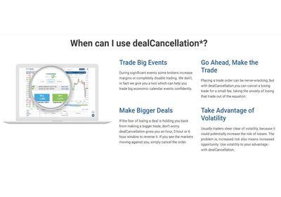 dealCancellation usage methods