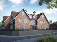 Amber Lodge, Godalming by Shanly Homes